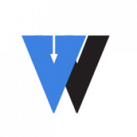 logo v en w